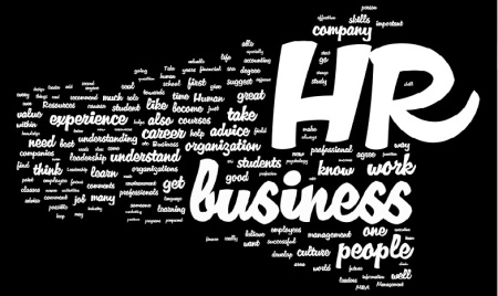 Wordle - what advice would you give HR students